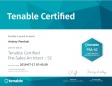 Tenable Presale Architect Pendrak